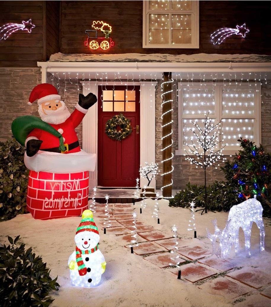 diy outdoor christmas ideas