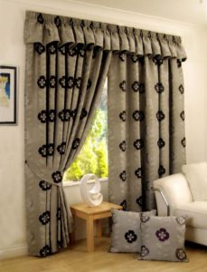 elegant curtain designs