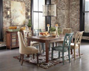 elegant dining room rug