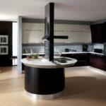 elegant modern kitchen design