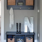 Small Entryway Table in High Design