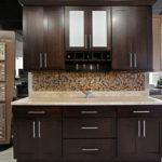 espresso kitchen base cabinets