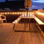 exterior patio lighting ideas