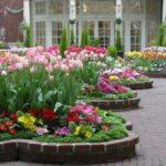 flower garden edging ideas