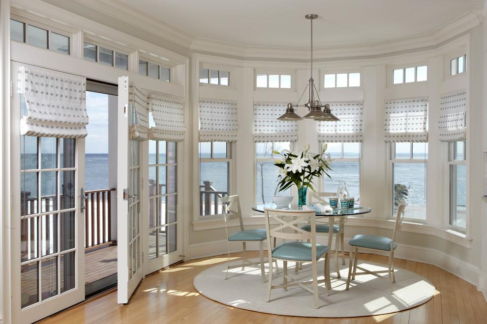 formal dining room window treatment ideas
