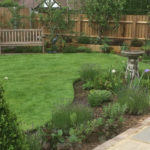 formal front garden design ideas