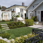 formal herb garden design pictures