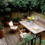 formal informal garden design