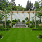 french formal garden design