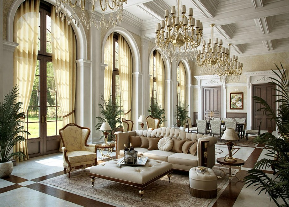 french luxury home decor