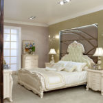 french style bedroom furniture cream