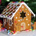 gingerbread house christmas ideas