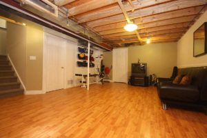 great basement flooring ideas