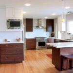 hickory kitchen base cabinets