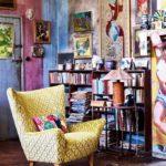 inexpensive bohemian home decor