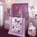 lavender baby nursery decorating ideas