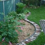 lawn and garden edging ideas