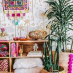 little bohemian home decor