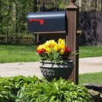 mailbox area ideas