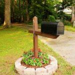 mailbox flower bed ideas
