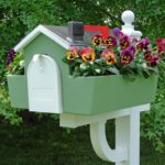 mailbox flower box ideas
