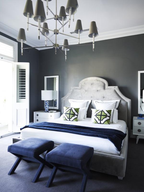 master bedroom ideas blue grey