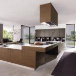 modern kitchen design for small area