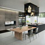 modern kitchen diner designs