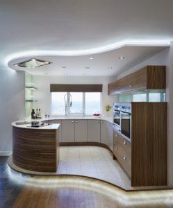 modern kitchens lights