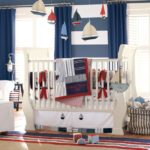 nursery decorating ideas nautical