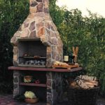 outdoor fireplace grill kits