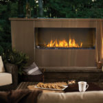 outdoor fireplaces designs gas