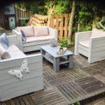 pallet lawn furniture ideas