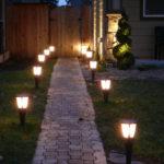 patio floor lighting ideas