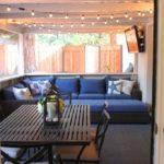 patio lighting design ideas