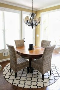 round dining room tables west elm