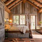 rustic bedroom ceiling ideas