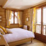rustic bedroom curtain ideas