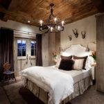 rustic bedroom lighting ideas