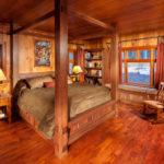 rustic cabin bedroom ideas