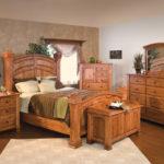 rustic pine bedroom ideas