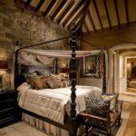 rustic style bedroom ideas