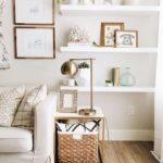 shelving ideas for a living room