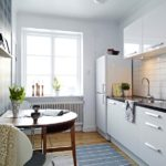 small apartment interior design kitchen
