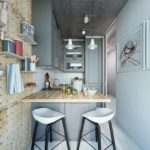 small apartment kitchen interior design