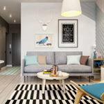 small apartment simple interior design