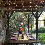small back patio lighting ideas