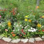 small flower garden design