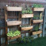 small garden box design