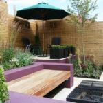 small garden courtyard design